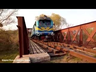 Боржавская УЖД / Borzhava narrow gauge railway