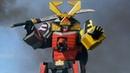 Power Rangers Samurai - All Megazord Fights Episodes 1-20 Superheroes