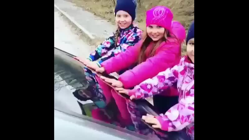 Дети и автозвук ☺️