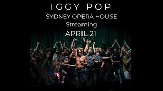 Iggy Pop at Sydney Opera House - teaser.