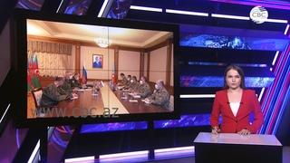 Министр обороны АР встретился с командующим миротворческими силами России