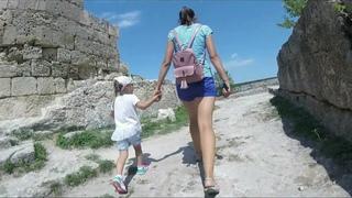 Пещерный город Чуфут-Кале. Бахчисарай / Субботние Путешествия