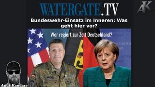 Bundeswehr Einsatz im Inneren: Was geht hier vor?