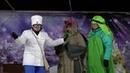 Открытие Ледового городка театрализованное представление «В гостях у сказки»