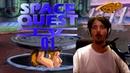 Французский летсплей на SQ4 Retour vers le futur - Space Quest IV (01)