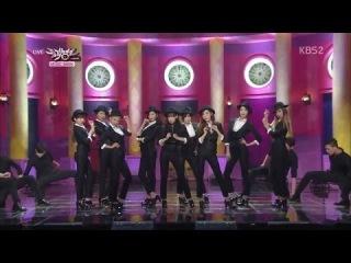 [Live HD] Girls' Generation / SNSD 소녀시대 - . (Music Bank Comeback Stage 140307)