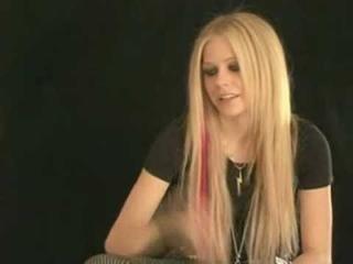 Avril Lavigne - Australia Interview Part 1