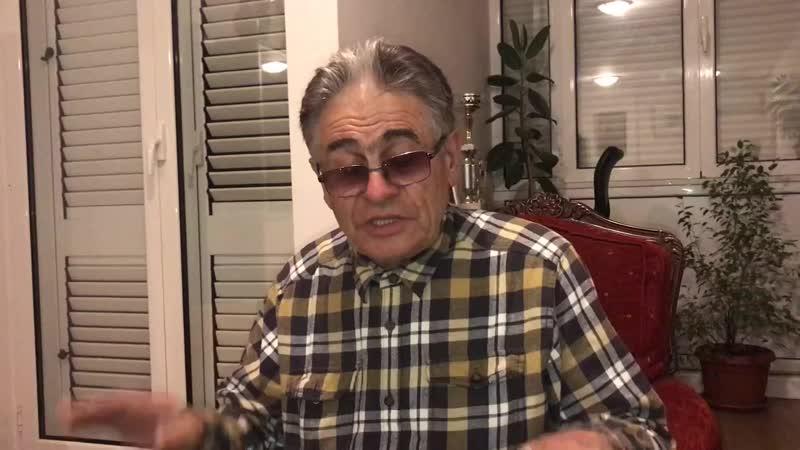 Милан Вуйович о Черногории и черногорцах часть 1
