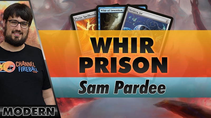 Whir Prison Modern Channel Pardee Time