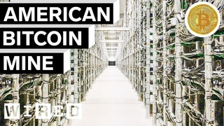 Inside the Largest Bitcoin Mine in The U.S.   WIRED