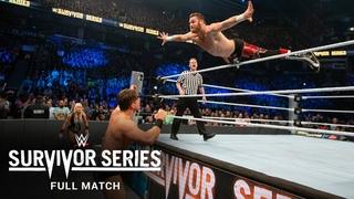 FULL MATCH - The Miz vs. Sami Zayn – Intercontinental Title Match: Survivor Series 2016