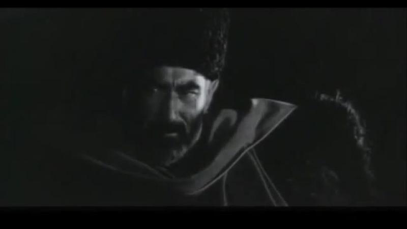 Кабардинец мудрый Отрывок из фильма 'Всадник с молнией в руке'